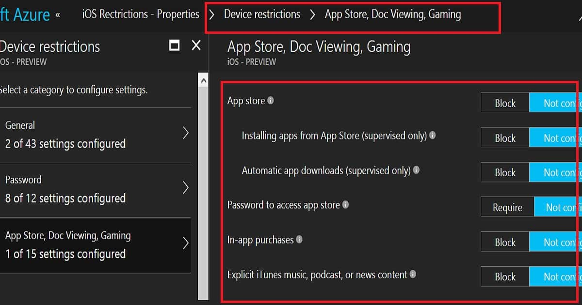 Navigate to the macos intune integration tab, and then click send update. How To Get Intune Environment Ready For Ios Mac Os Devices Microsoft Endpoint Manager Htmd Blog