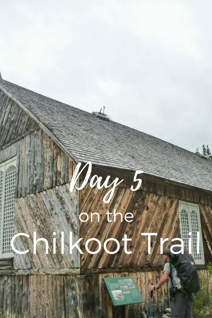 From Bare Loon Lake to Bennett. Follow along on our fifth and final day on the Chilkoot Trail.