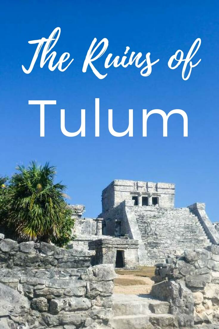 Easily done as a day trip from Playa del Carmen, the Ruins of Tulum and Santa Fe Beach are an interesting and beautiful way to spend a day!