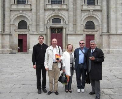 Delegados pastoral universitaria Galicia