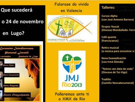 Encuentro interdiocesano pastoral juvenil
