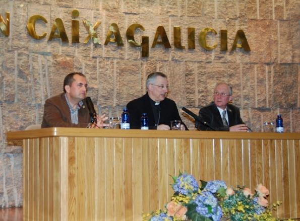 Acto confrarías Semana Santa Lugo