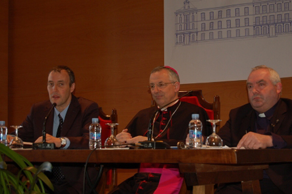 Acto académico San Xoán de Ávila