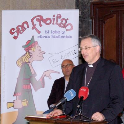 Mons. Alfonso Carrasco Rouco