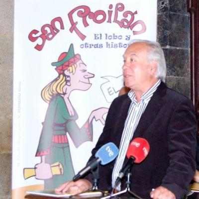 Manuel Rajal, el dibujante