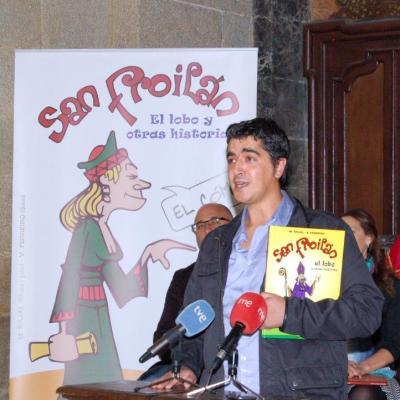 Jorge Pérez, Maquetador