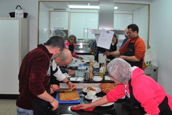 Curso cociña Cáritas 2