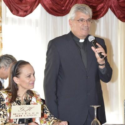 Enyd Fernández López y Mario Vázquez