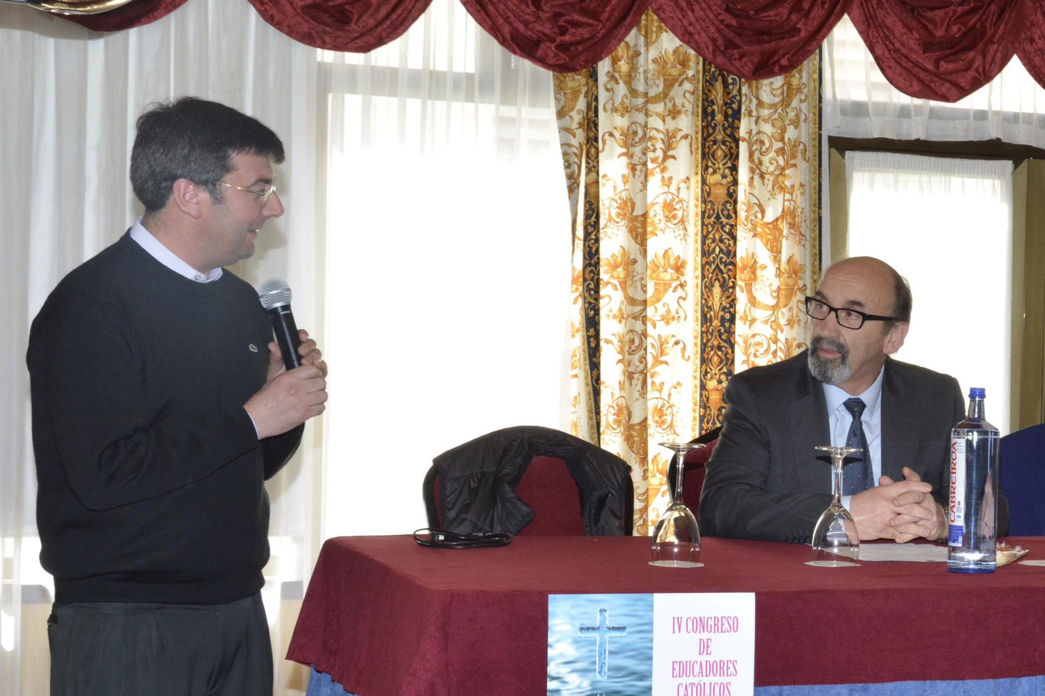 José Pérez e Luis Fernández Eiré