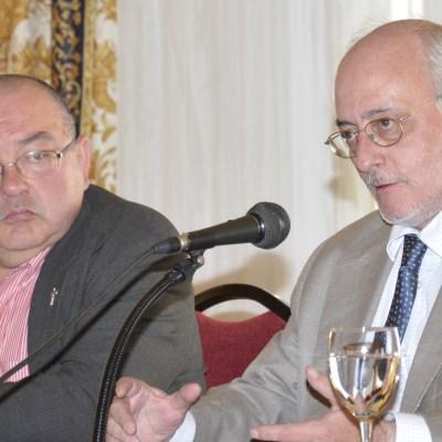 Miguel Rico e Benigno Blanco
