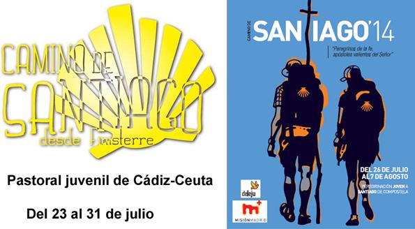 Camiño de Santiago desde Fisterra