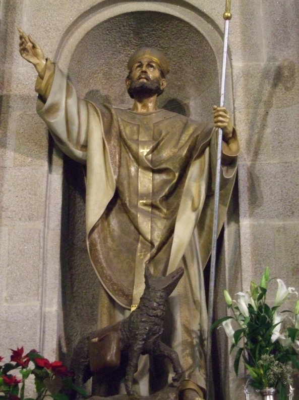 S Froilán igrexa de S Froilán