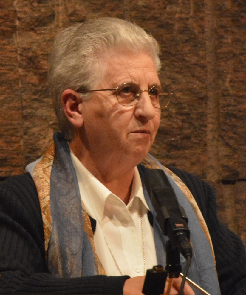 Julia del Rio Xornadas Abertas de Teoloxía 2015 (3-5 febreiro) 012