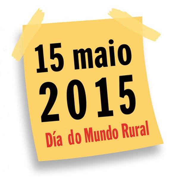 15 maio Día do mundo rural
