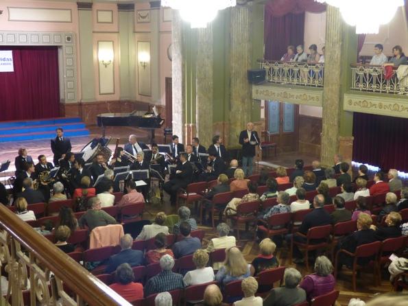 Concerto Mans Unidas banda