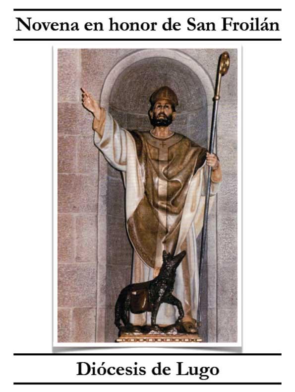 Copia de Novena en honor a San Froilán