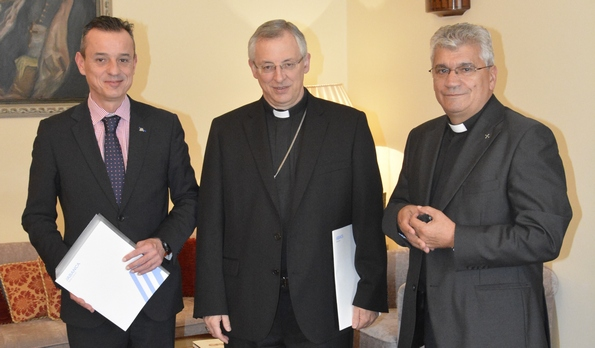 Convenio Fundación Catedral - Abanca