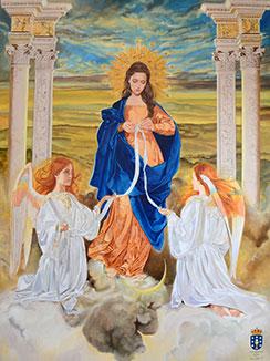 Virxe desatanós