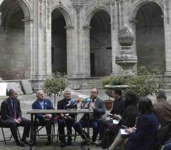 Prsentación de la credencial de Lugo