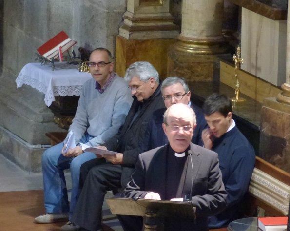 Acto ecumenico en Lugo 2
