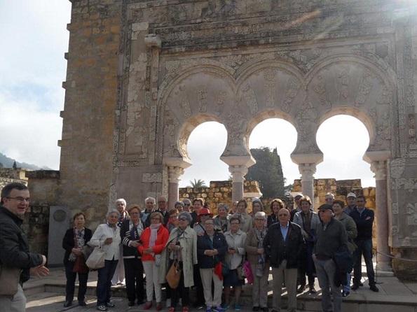 Peregrinac a Andalucía, Santiago a Nova