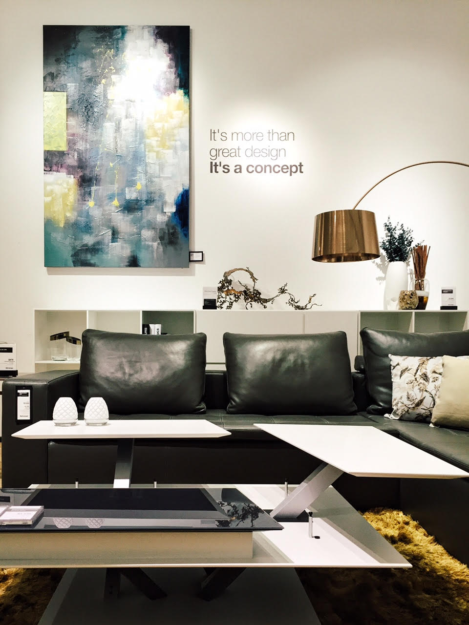 Beyond Design The BoConcept Experience A Noted Life