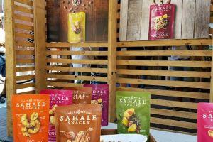 Boston GreenFest Sahale Snacks Flavor Experience