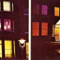 coloured blinds
