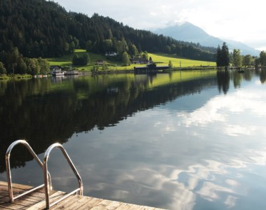 Schwartzsee lake