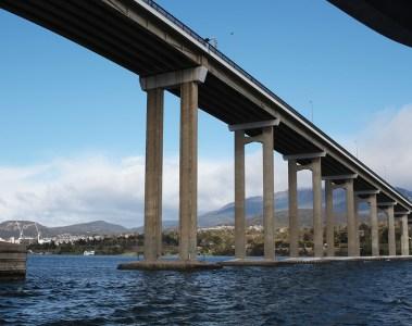 tasmanian bridge