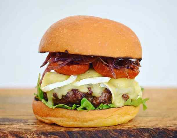 Dry Aged Beef Burger