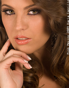 Miss Mexico 2009