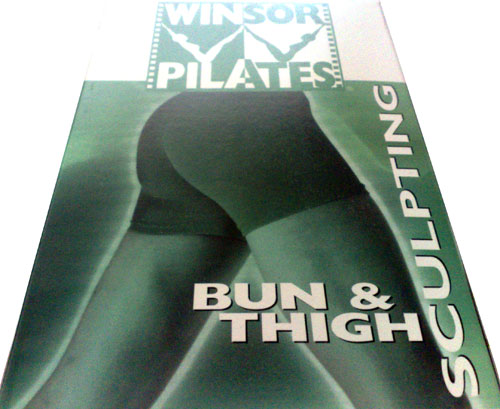 Winsor Pilates Bun and Thigh Sculpting workout