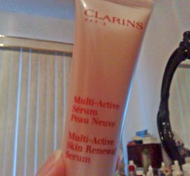 Clarins Multi-Active Skin Renewal Serum Youth Boost