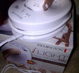 Remington iLight Pro Laser Hair Removal