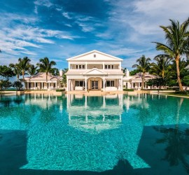 Celine Dion Waterpark Mansion in Florida