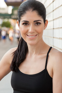 Franci Cohen personal trainer and nutritionist