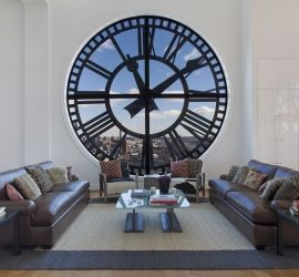 Clocktower Penthouse Brooklyn