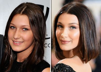 Bella-Hadid-before-and-after