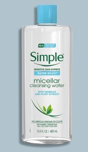 Simple Water Boost Micellar Water
