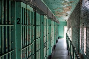 Old Ohio Penitentiary by J. Harris Day