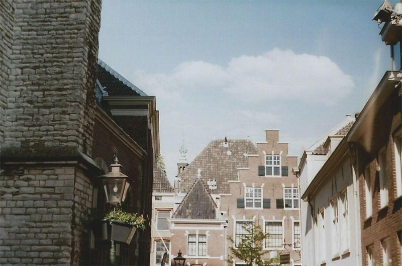 Leiden street view