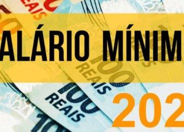 Salário mínimo de R$ 1.039 não repõe inflação de 2019