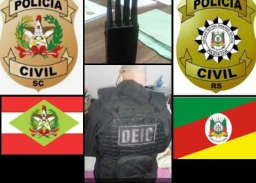 Operação Desvio de Rota: prisões ocorrem na região