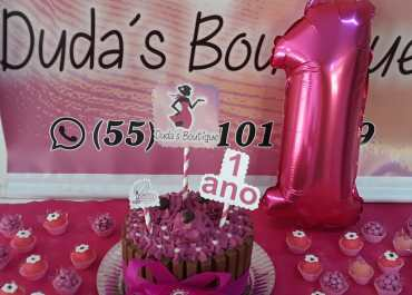 Duda's Boutique completa seu primeiro aniversário em Catuípe