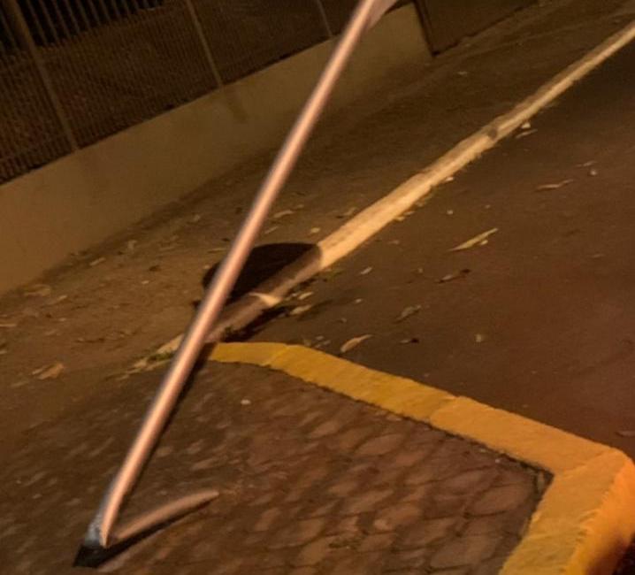 BM prende homem por dano qualificado em Catuípe
