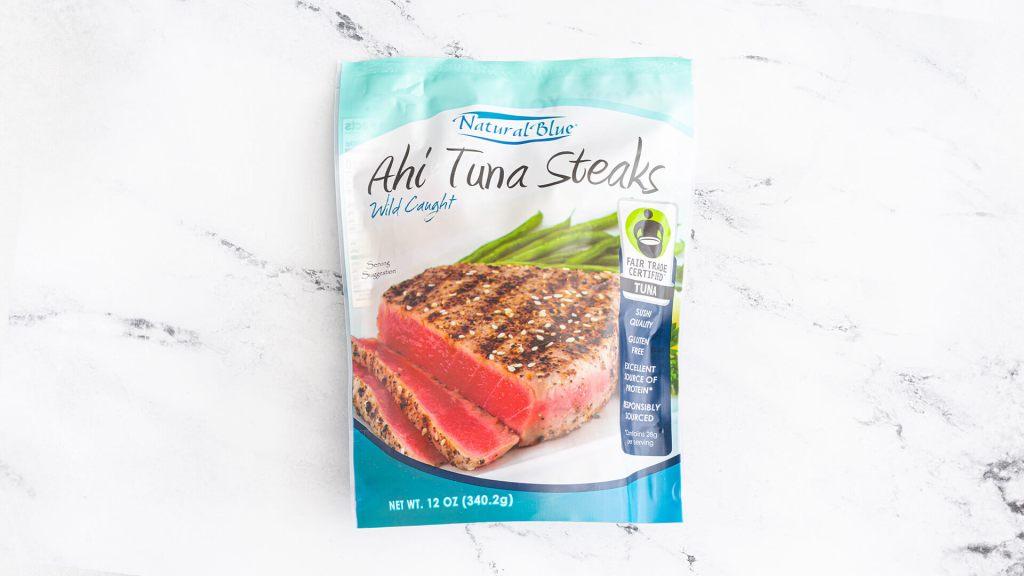 Natural Blue® Fair Trade Certified™ Ahi Tuna Steaks