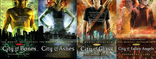 Cassandra Clare – The Mortal Instruments