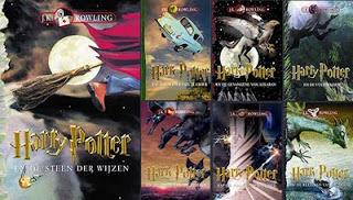 J.K.Rowling – Harry Potter