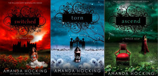 Amanda Hocking – Trylle Trilogy